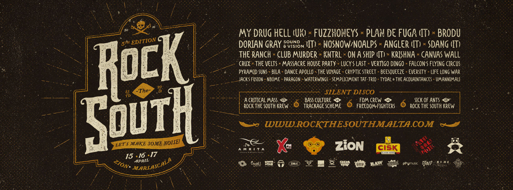 Rock the South Festival Malta