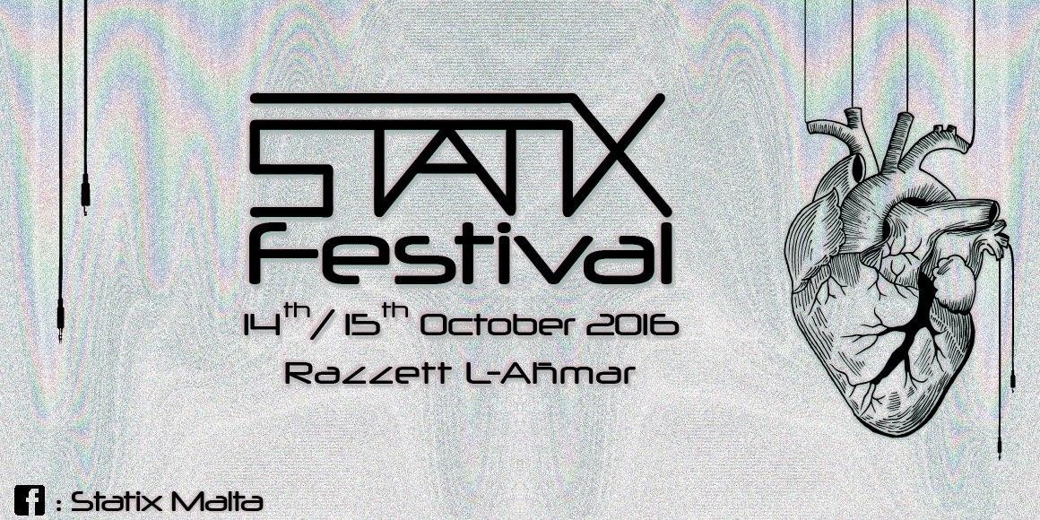 statix festival event malta
