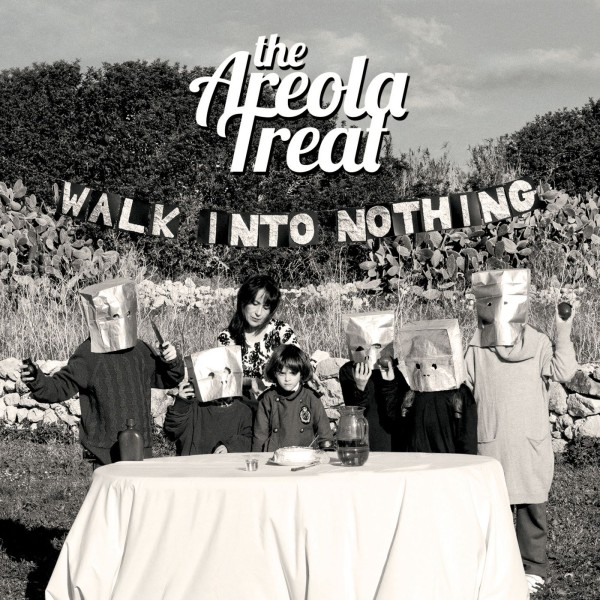 The Areola Treat - Walkin into nothing album band malta