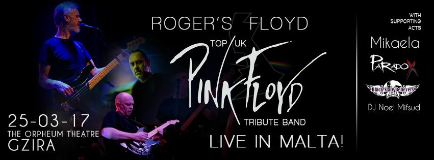 rogers floyd live in malta pink floyd tribute band