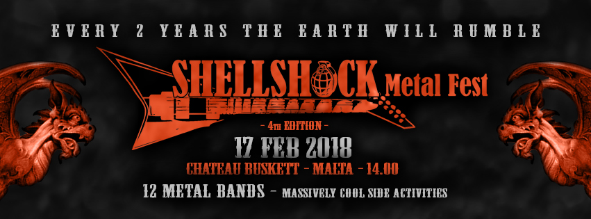 Shellshock Metal Fest - 4th Edition