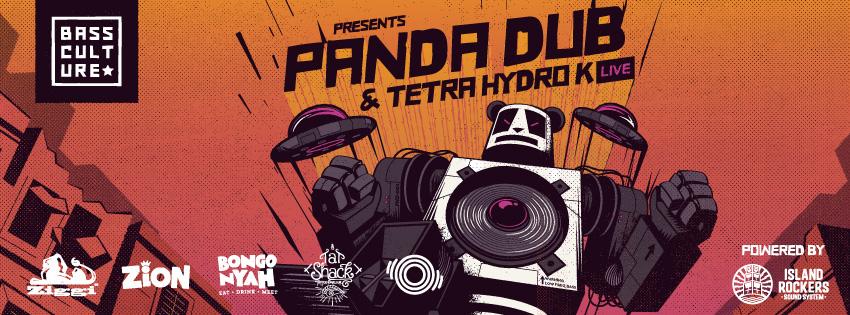 BC presents Panda Dub & Tetra Hydro K (live)
