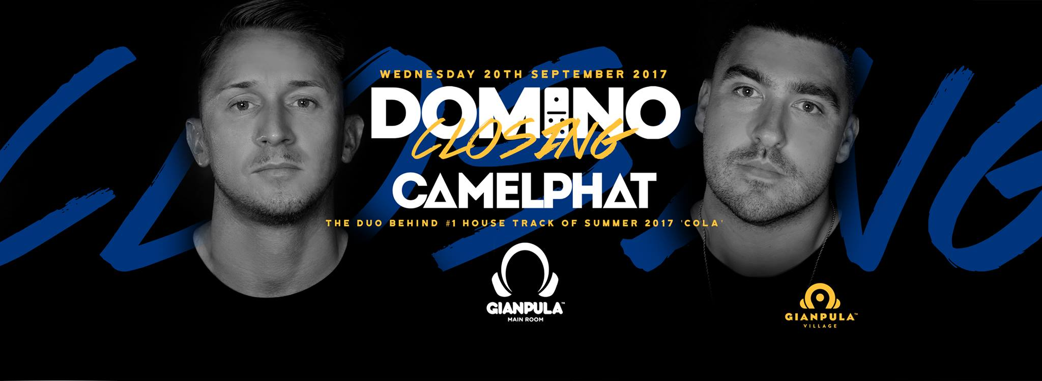 Domino Closing Feat. Camelphat