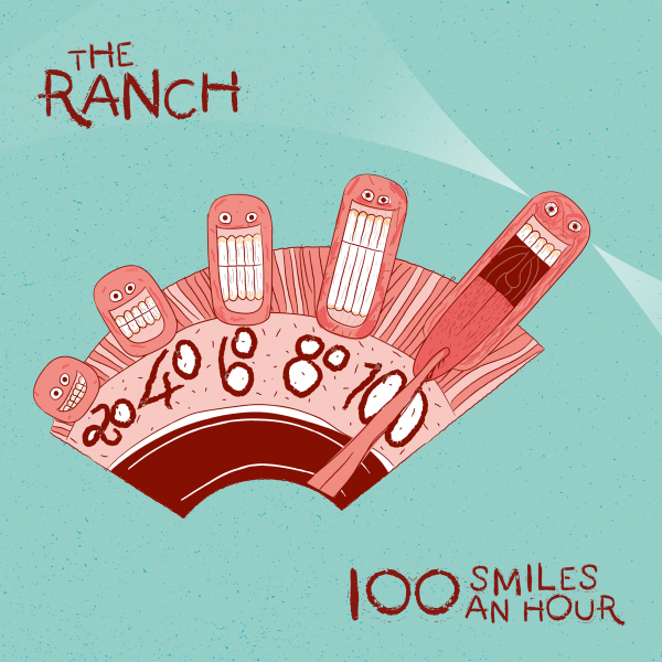 The Ranch - 100 Smiles an HOUR album