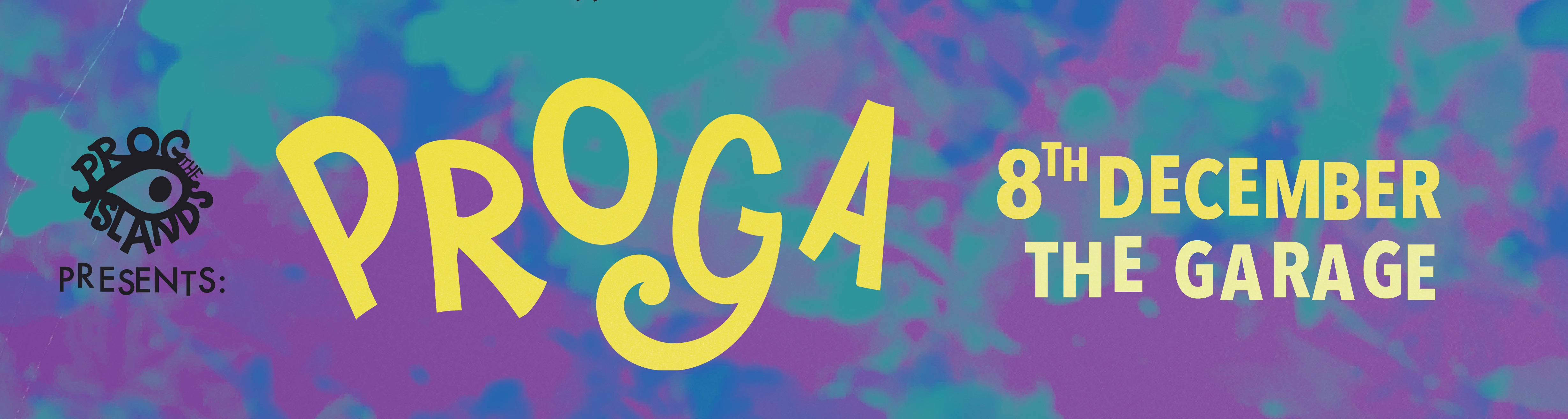 Prog The Islands Presents: Proga!