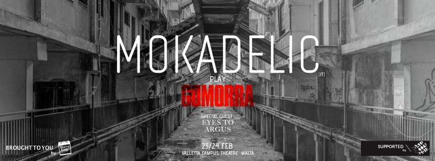 Mokadelic (it) play Gomorra