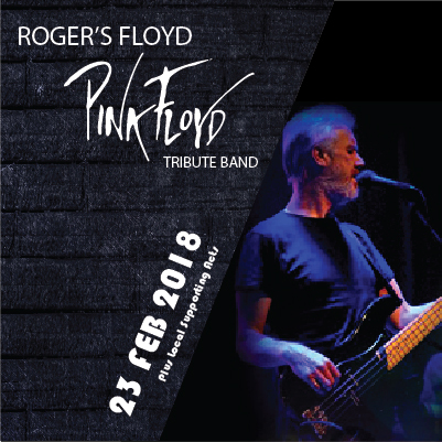 Roger's Floyd – 23rd February – Day 1 Ticket