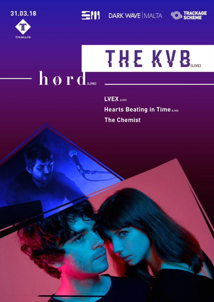 The KVB Live // H o r D Live