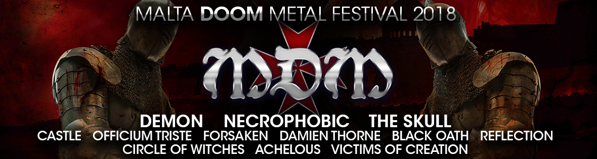 Malta Doom Metal Fest 2018 (X Edition)