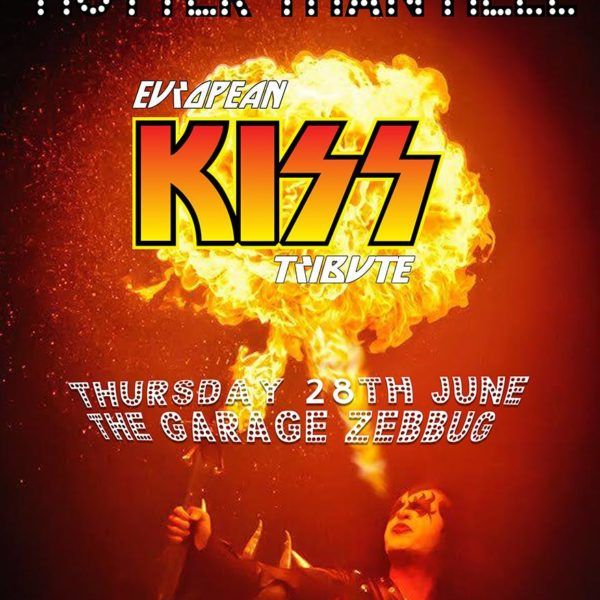 Hotter Than Hell - European Kiss Tribute