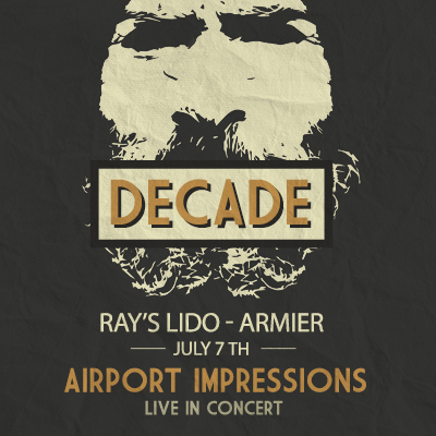 AIRPORT IMPRESSIONS LIVE IN CONCERT DECADE