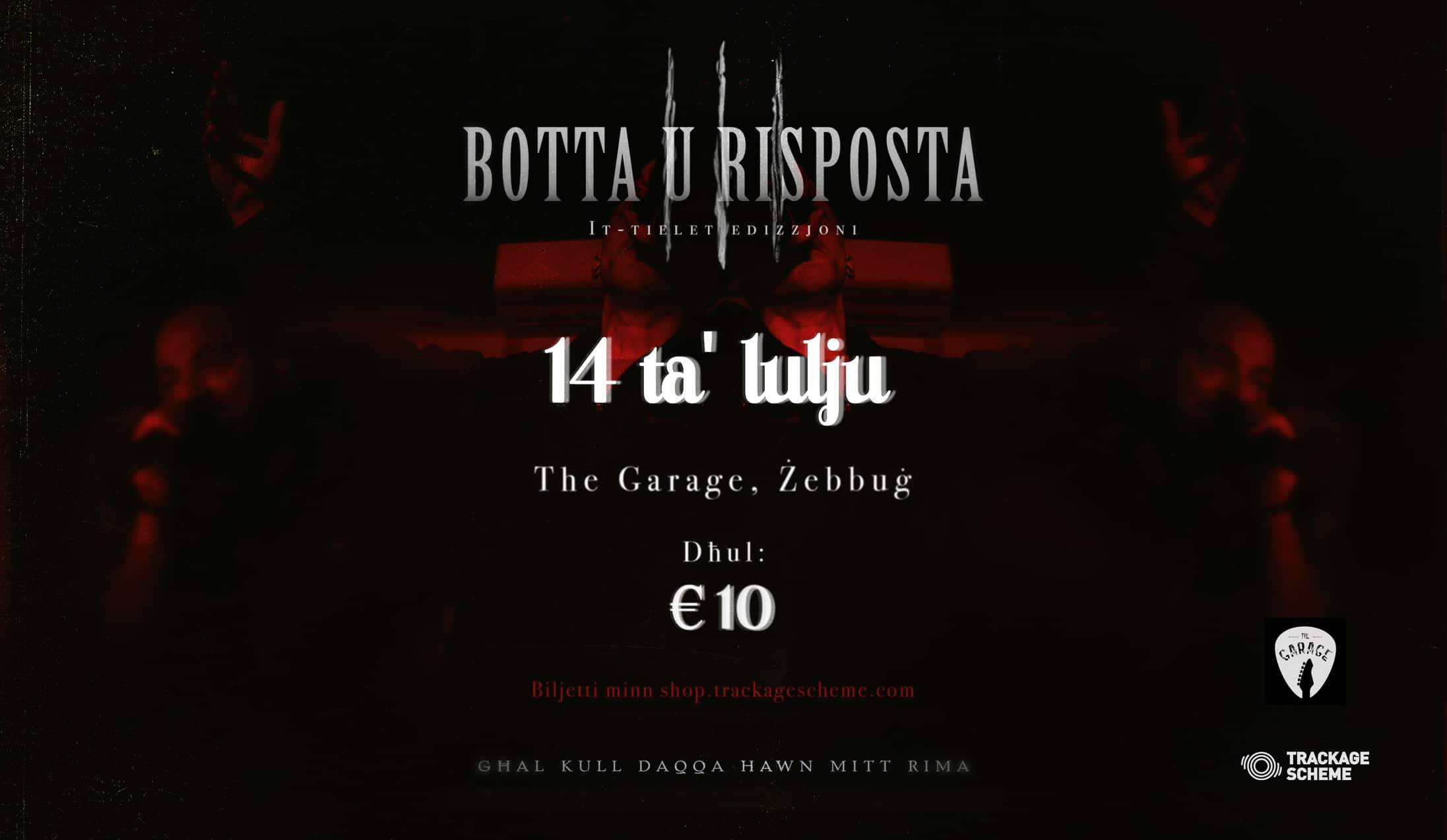 Botta u Risposta III