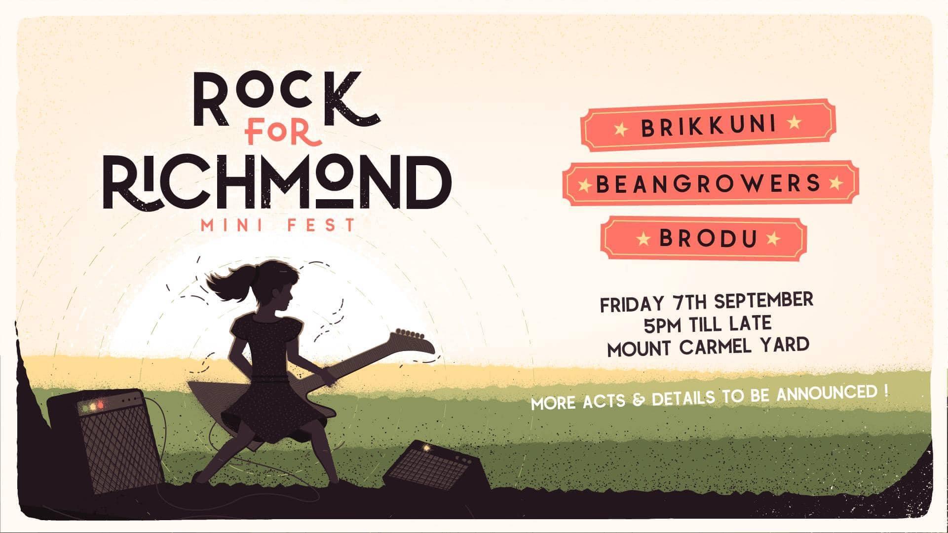 Richmond Foundation - MaltaRock for Richmond