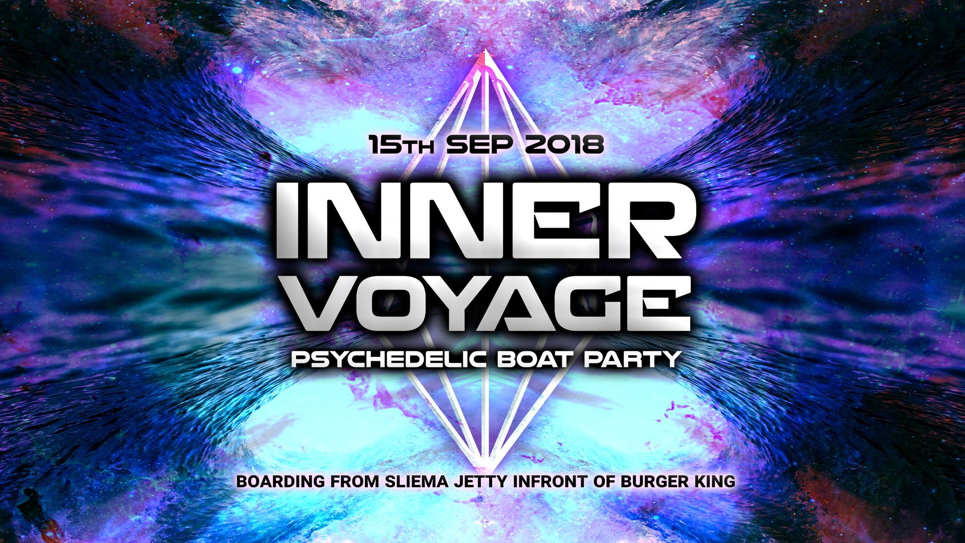 Inner Voyage Psychedelic boat party