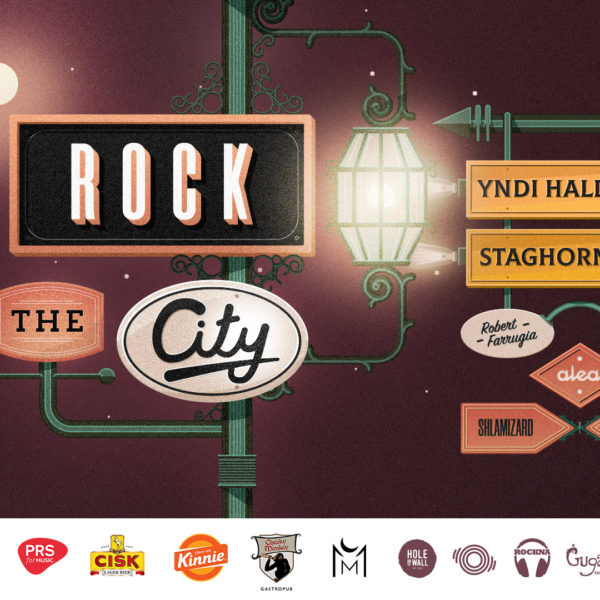 Rock The City Malta 2018