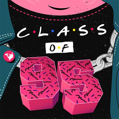 class of 95 - november 2018