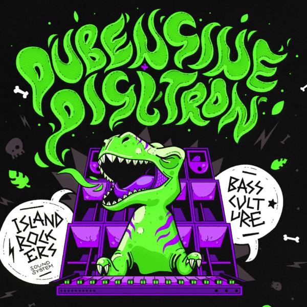Bass Culture & Island Rockers present Dub Engine & Digitron