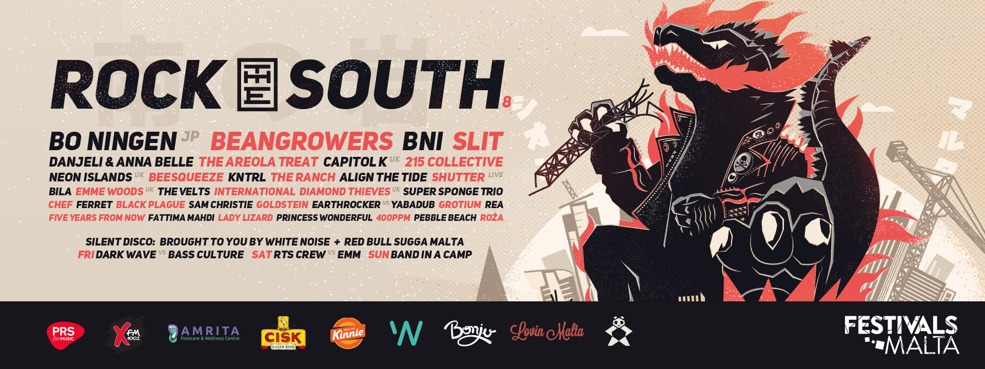 Rock The South Festival 2019