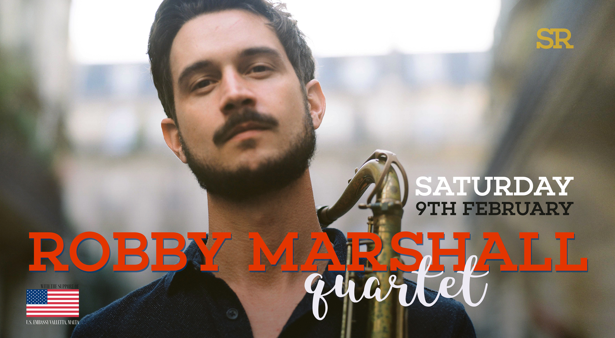 Robby Marshall Quartet at SR