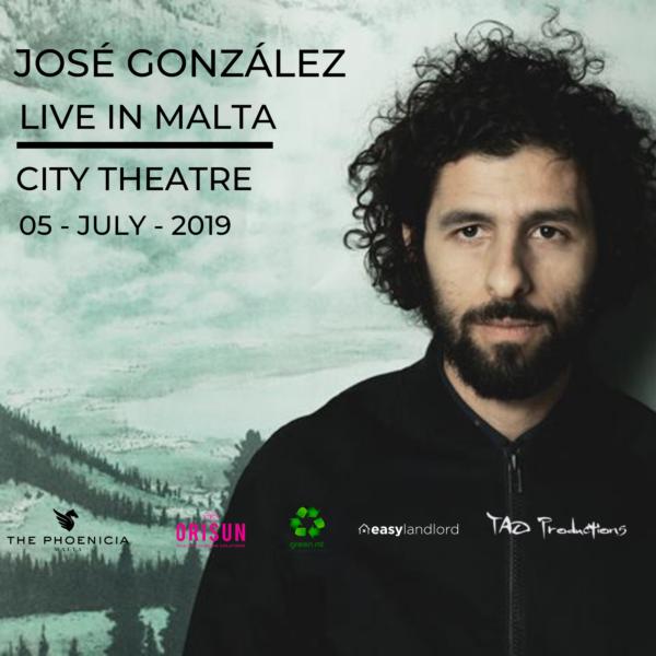 jose gonzalez live in malta