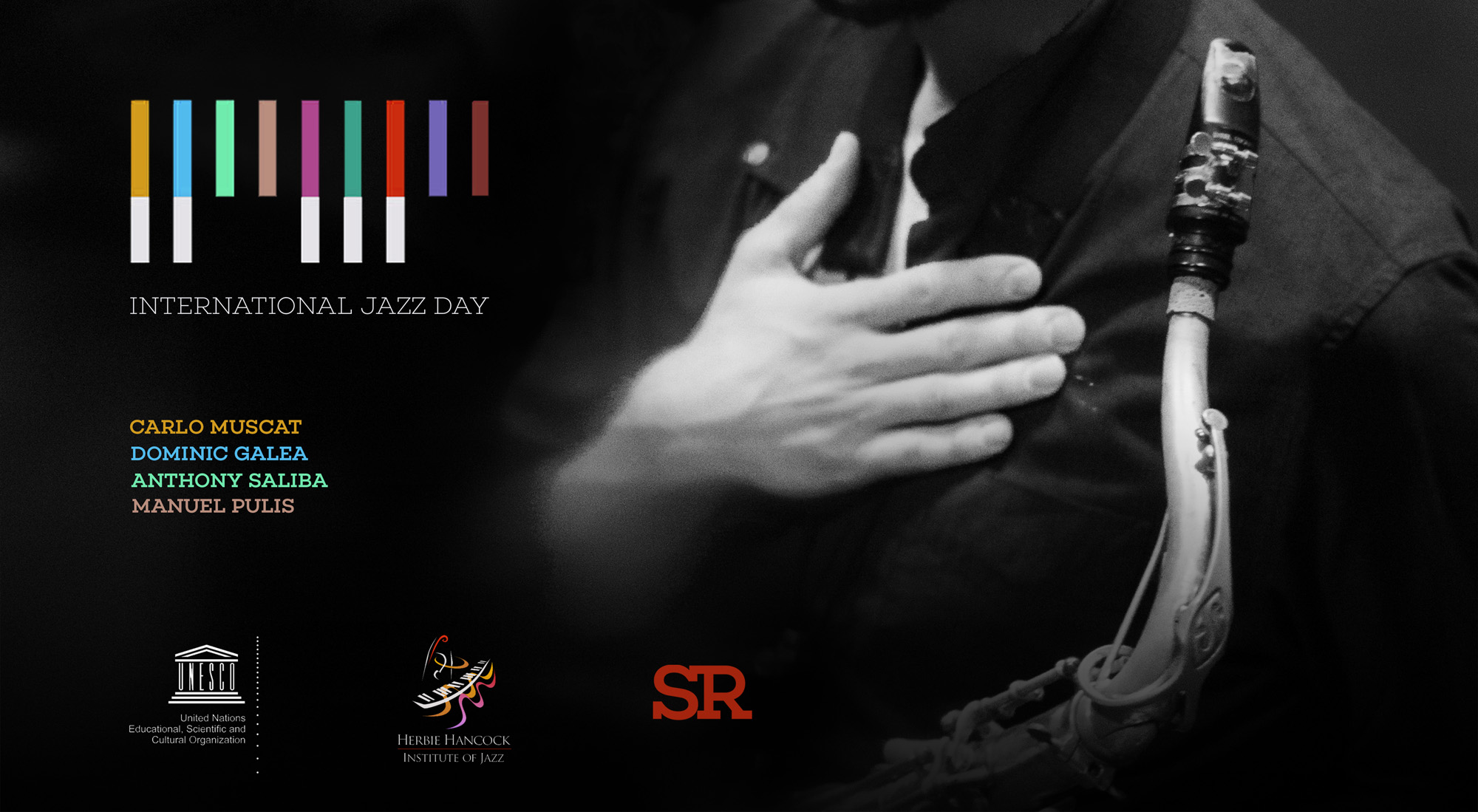 International Jazz Day Malta
