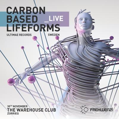 carbon based lifeforms live malta
